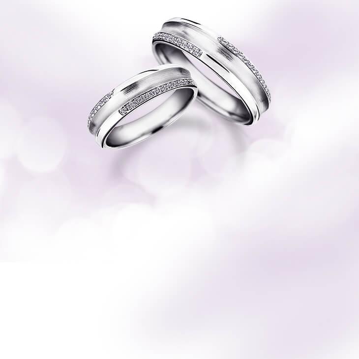 結婚-鑽石-情人對戒