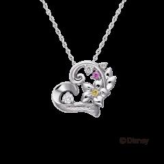 【迪士尼公主系列 】魔髮奇緣鑽石項鍊