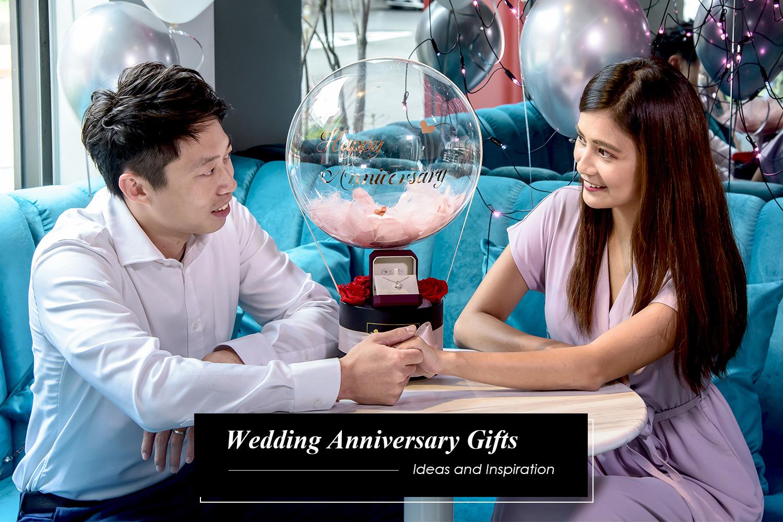 籌備簡易結婚週年紀念