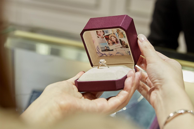 Life goes to a diamond 人生第一顆閃耀鑽石