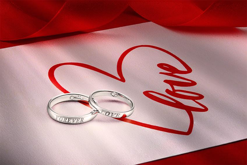 如何挑選結婚戒指?4大材質與風格推薦