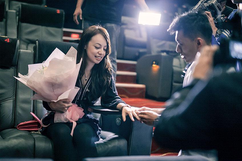 【求婚企劃】教你如何讓對方Say Yes!